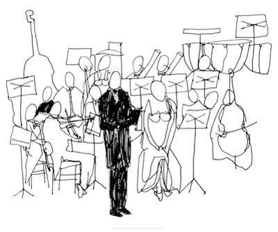 Concertino, c.2009 by Cédric Chauvelot