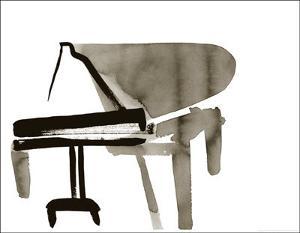 Piano, c.2007 by Cédric Chauvelot