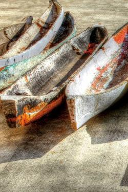 Canoes I by Celebrate Life Gallery