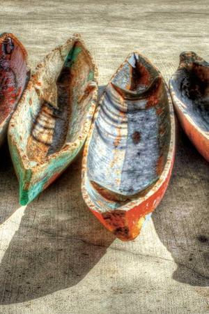 Canoes II by Celebrate Life Gallery
