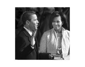 I, Barack Hussein Obama... by Celebrity Photography