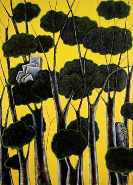 Forest Hoard by Celia Washington