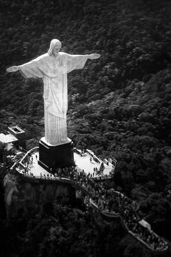 Christ The Redeemer by CelsoDiniz