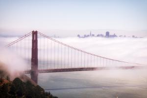 Golden Gate Bridge by CelsoDiniz