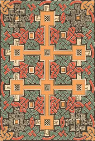 Celtic Knot Decorative Arts