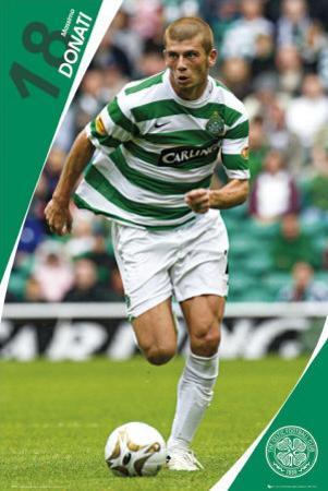 Celtic- Massimo Donati