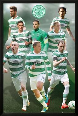 Celtic Players 14/15