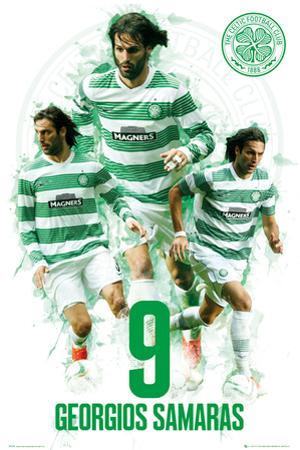 Celtic - Samaras 2013/2014