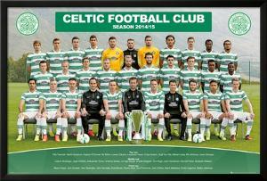 Celtic - Team Photo 14/15