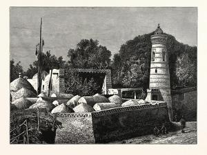 Cemetery at Khiva