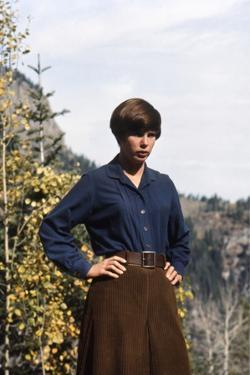 Cent Dollars pour un Sherif TRUE GRIT by Henry Athaway with Kim Darby, 1969 (photo)
