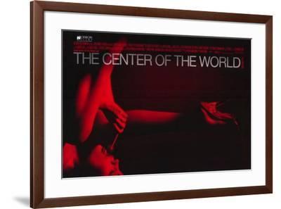 Center of the World--Framed Poster