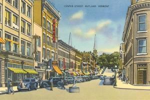 Center Street, Rutland