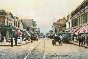 Central Avenue, Far Rockaway, New York
