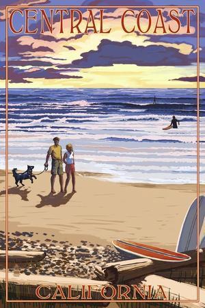 https://imgc.allpostersimages.com/img/posters/central-coast-california-beach-scene-and-surfers_u-L-Q1GQLDA0.jpg?p=0