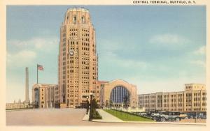 Central Terminal, Buffalo, New York