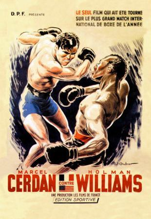 Cerdan vs. Williams