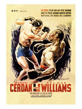 Cerdan vs. Williams