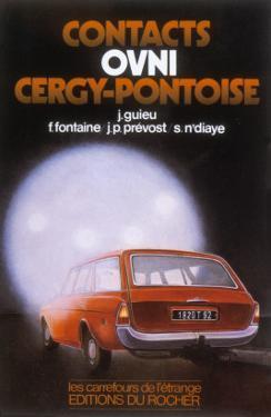 Cergy Pontoise Book
