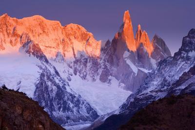 Cerro Torre Cerro Torre at Sunrise