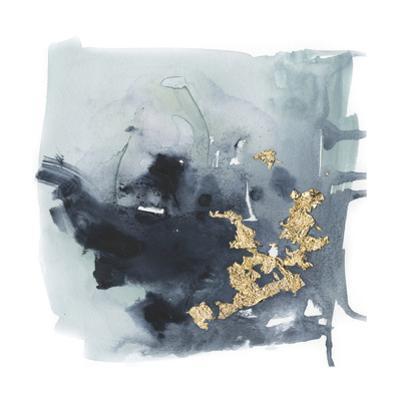 Cerulean & Gold I