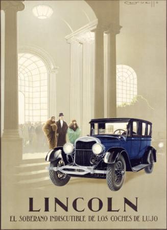 Lincoln Automobile by Cervello