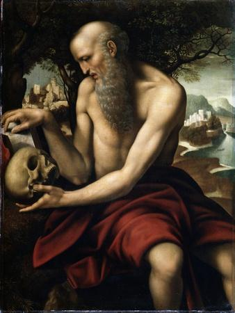 Saint Jerome, Late 15th or Early 16th Century