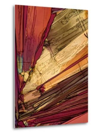 A Photomicrograph, a Picture Taken Through a Microscope, of Benzoic Acid by Cesare Naldi