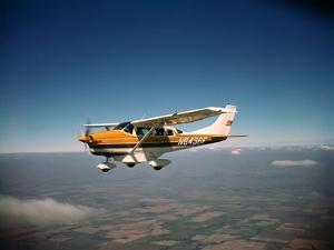 Cessna Superlobe Flying