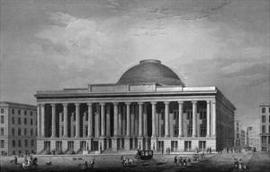 New York Stock Exchange by CH Billings
