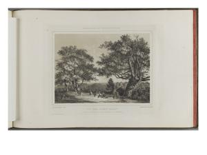 Memories of Fontainebleau, Dedicated to the Duchess of Aumale by Ch. Walter