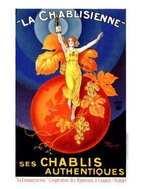 Chablisienne Chablis Wine
