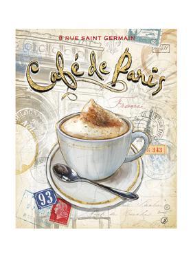 Café Paris by Chad Barrett
