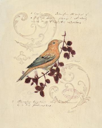 Filigree Songbird by Chad Barrett