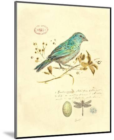Gilded Songbird I by Chad Barrett