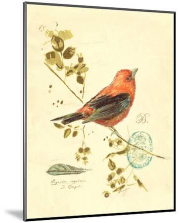 Gilded Songbird III by Chad Barrett