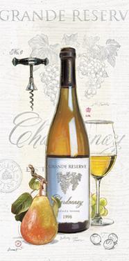Grand Reserve Chardonnay Entoca by Chad Barrett