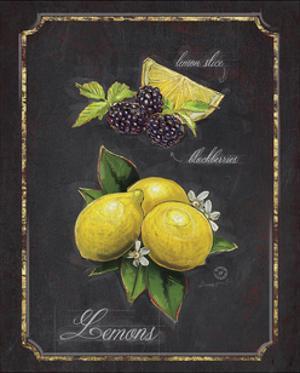Heritage Lemons by Chad Barrett