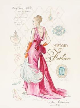 History of Fashion by Chad Barrett