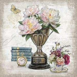 Vintage Estate Florals 2 by Chad Barrett