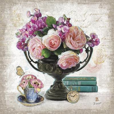 Vintage Estate Florals 4 by Chad Barrett