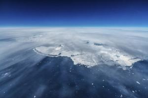 South Shores of Greenland from the Air by Chad Copeland