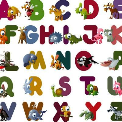 Animal Alphabet by chaikades