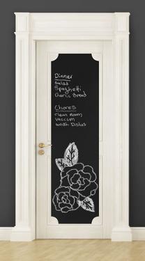 Chalkboard Peel and Stick Deco Panel