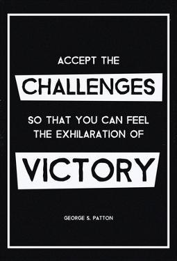 Challenges Of Victory