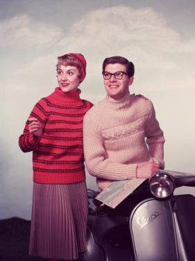 Vespa Chic by Chaloner Woods