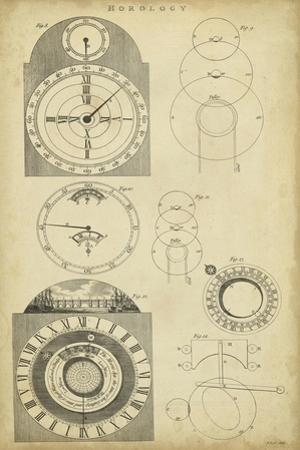 Clockworks I by Chambers