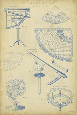 Vintage Astronomy I by Chambers