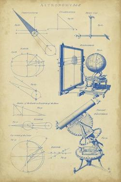 Vintage Astronomy II by Chambers