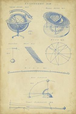 Vintage Astronomy III by Chambers